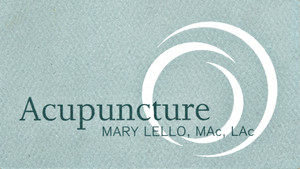 Mary Lello Acupuncture logo