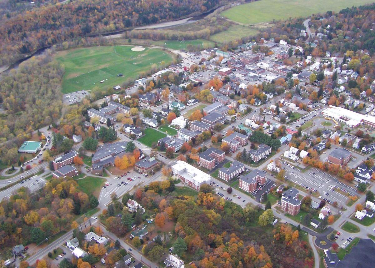 Downtown Farmington Map
